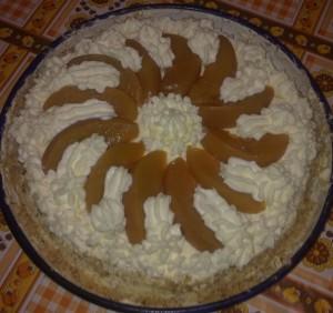 Торта с плодове
