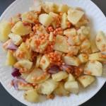Аспержи с картофи